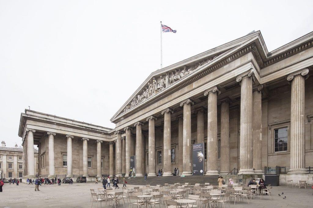 British Museum Montague Street