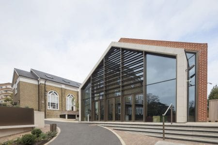 Channing School Performing Arts Building