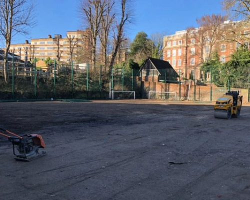 Curo Construction continue to help Channing School