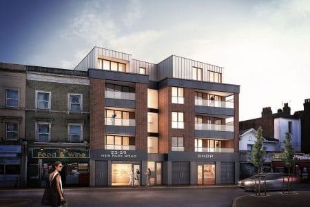 New Park Road Brixton