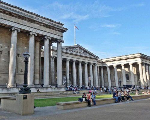 British Museum London, Montague Street